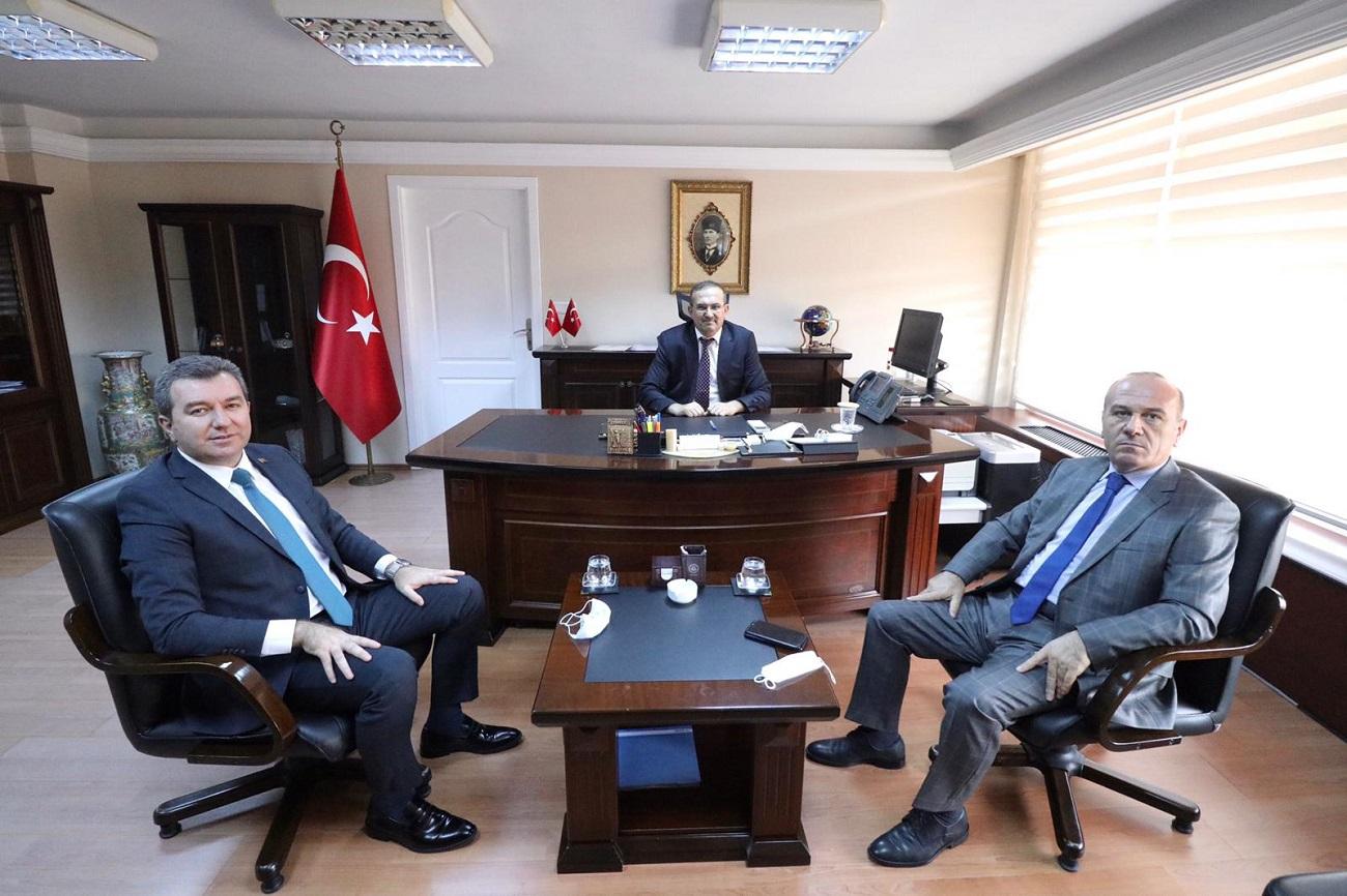 Başkan Koştu'nun İzmir mesaisi