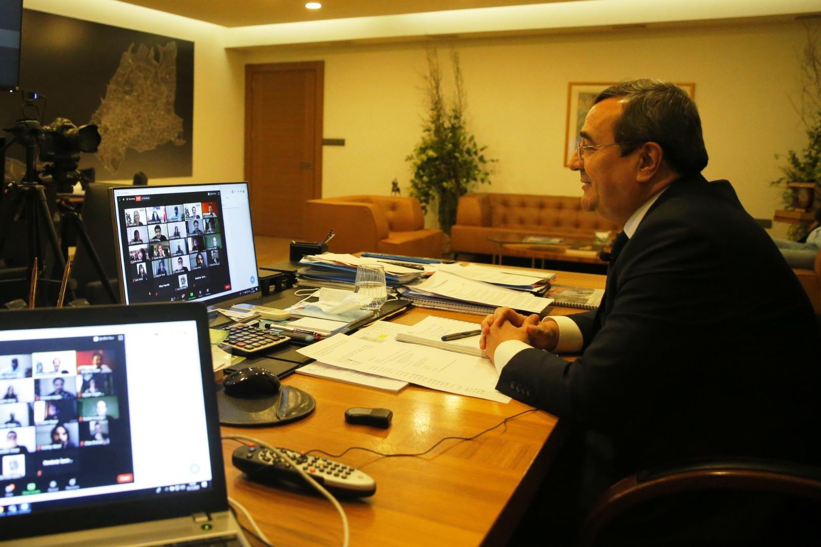 Batur: Kemeraltı açık hava film platosu olacak