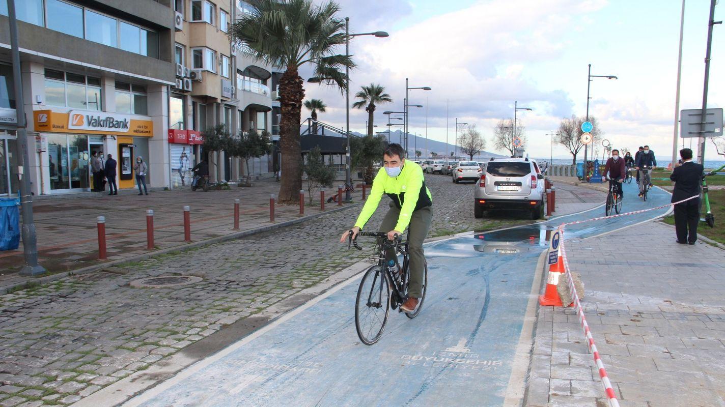 Bisiklet, yeni dünyada makam aracı olacak