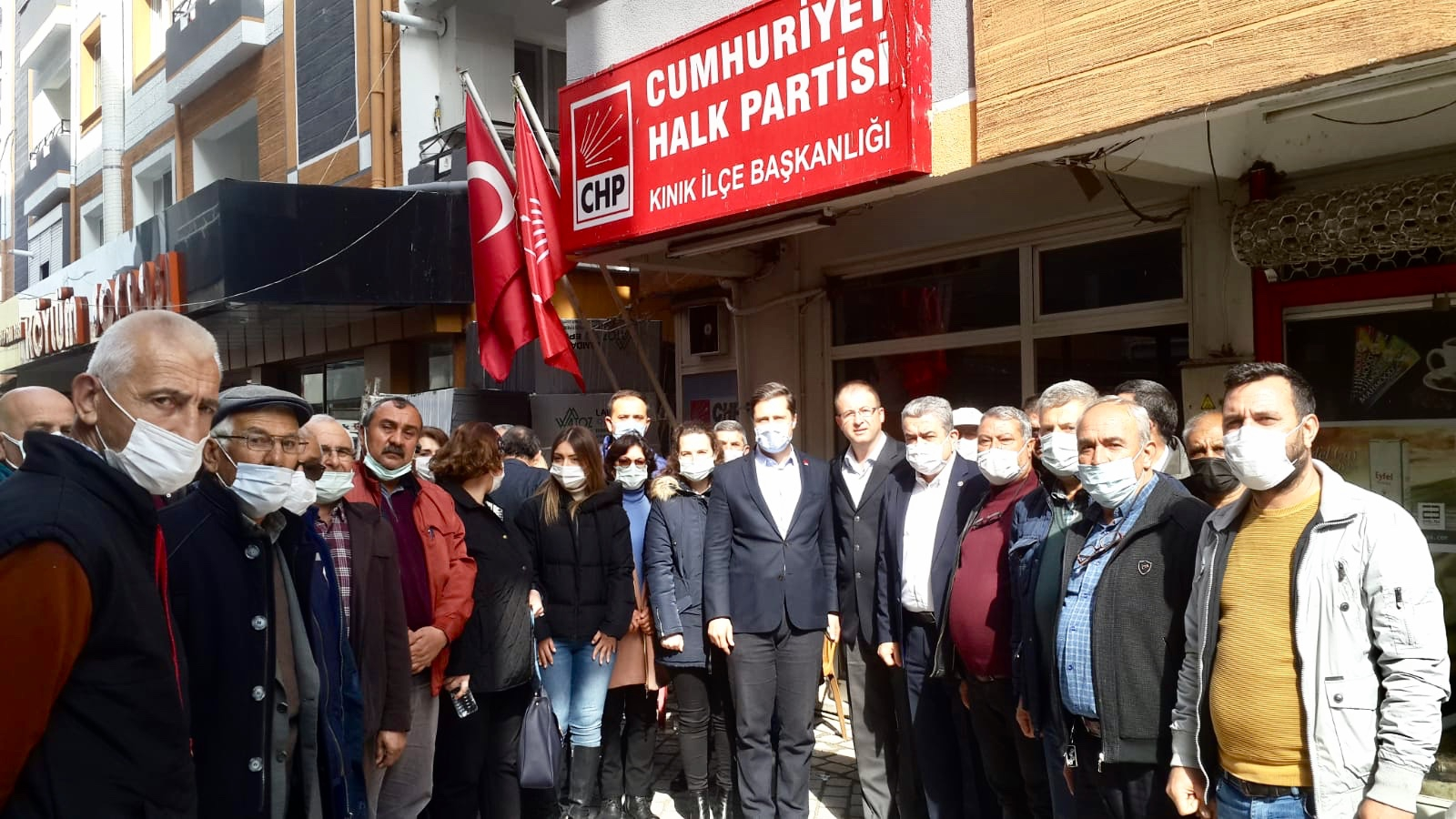 CHP İZMİR'DEN BAKIRÇAY SEFERBERLİĞİ
