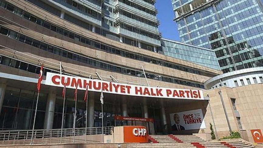 CHP'nin yeni Meclis Başkanvekili