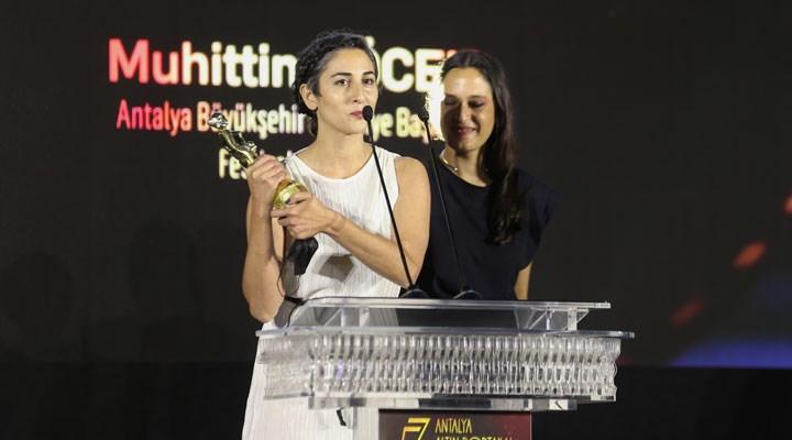 En İyi Film ödülü 'Hayaletler'