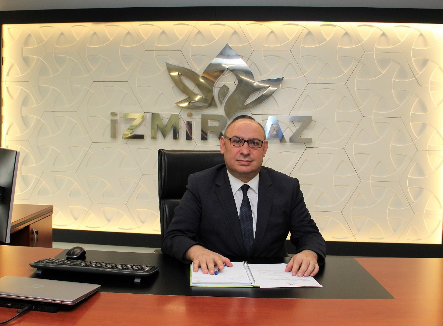 İzmir Doğal Gaz'dan Yeni Foça'ya yatırım