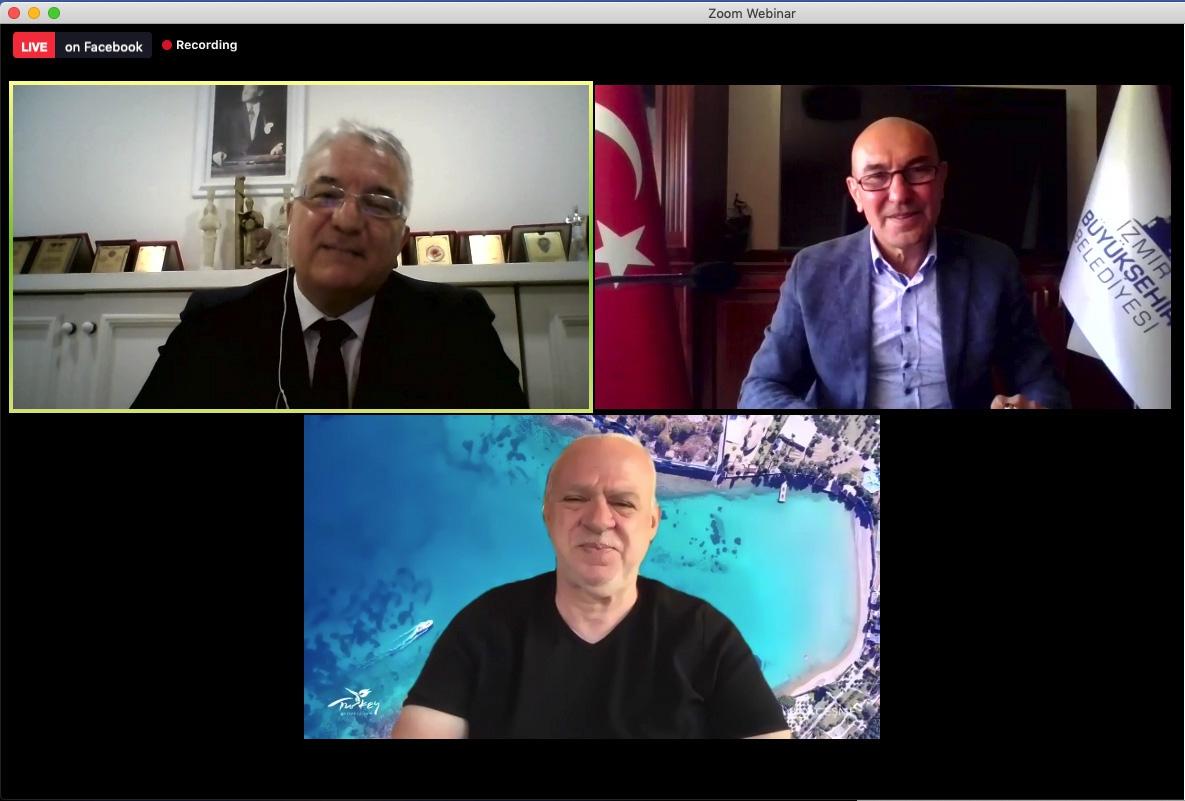 İzmir Pandemi EXPO'suna talip