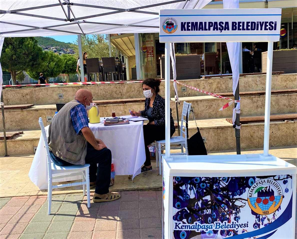 Kemalpaşa Belediyesi çözüm üretiyor