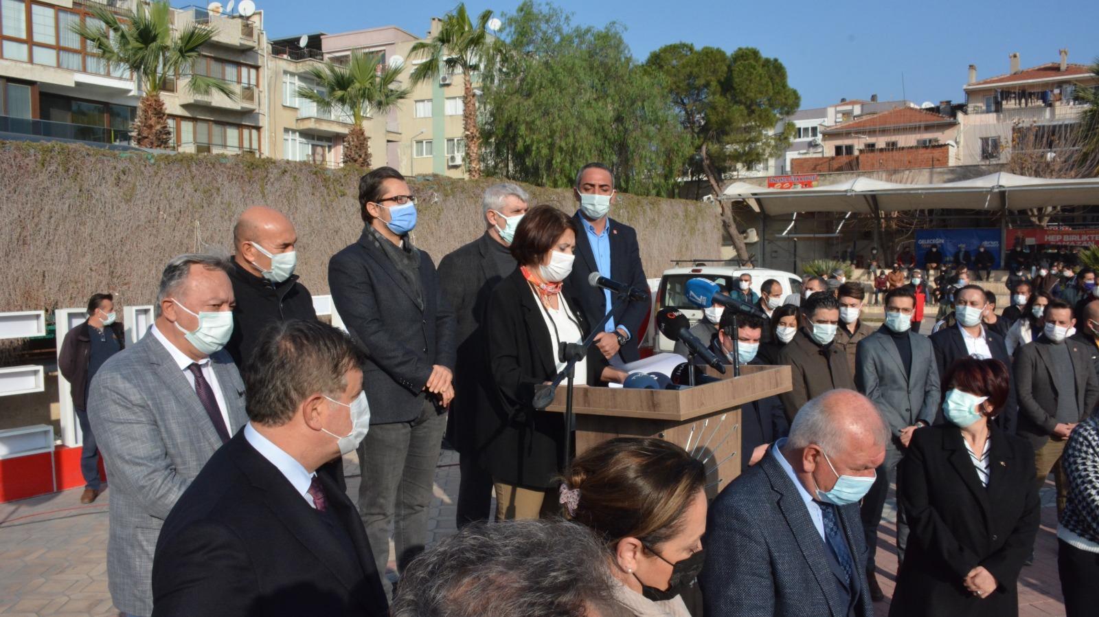 Menemen Belediyesi Başkan Vekili Deniz Karakurt: