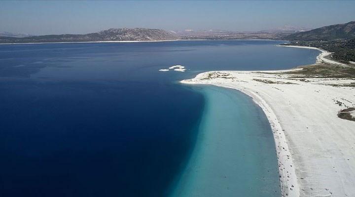 Salda Gölü'nü yok etme imar planı onaylandı